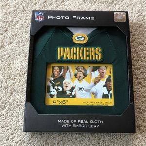 Green Bay Packers NFL photo frame